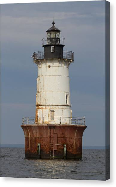 Lighthouse 3 Canvas Print