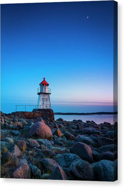 Peace Tower Canvas Print - Lighthouse by Andreas Christensen