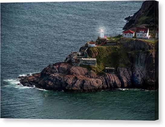 Lighthouse I Canvas Print
