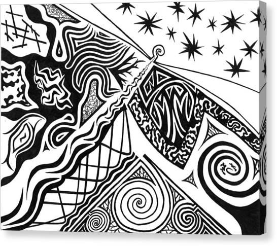 Lighthouse Canvas Print by Kerri White