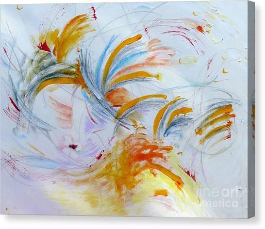 Blithe Spirit Canvas Print