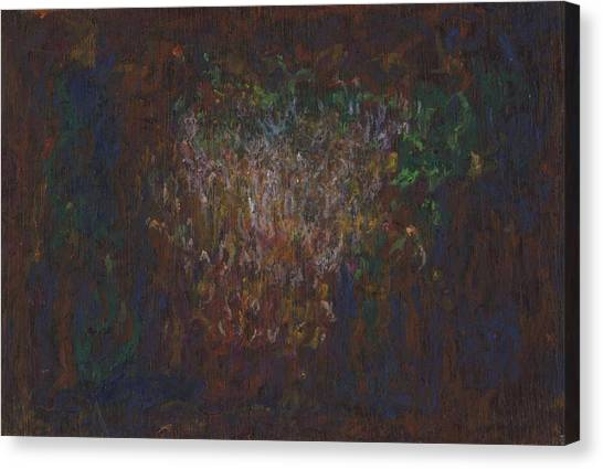 Canvas Print featuring the painting Lightpicture 376 by SOBATA Satosi