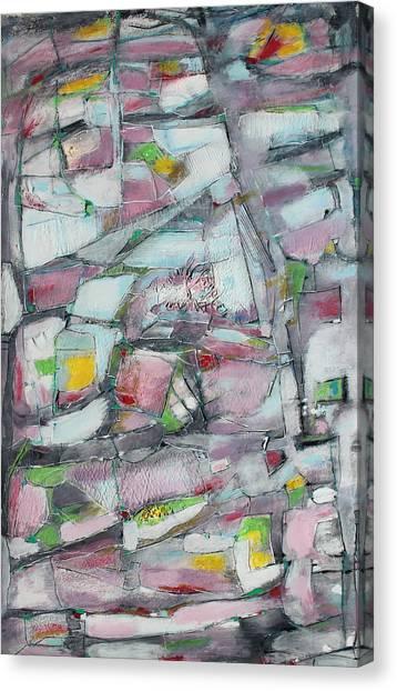 Lights Along The Way Canvas Print by Hari Thomas