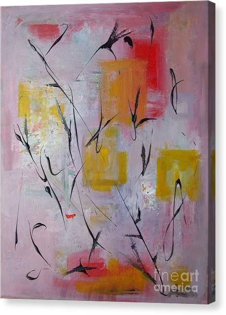 Lilac Canvas Print by Jacqueline Howett