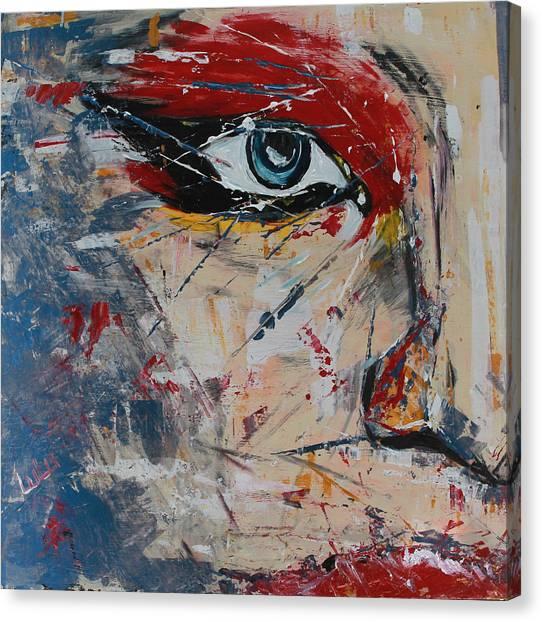 Liluye Canvas Print