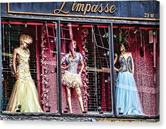 Limpasse Canvas Print