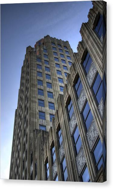 Lincoln Building Canvas Print