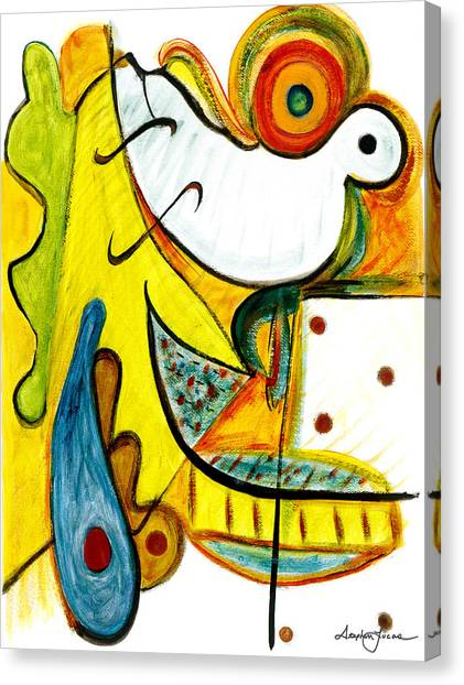 Linda Paloma Canvas Print