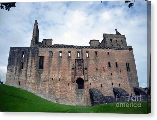 Linlithgow Palace Canvas Print