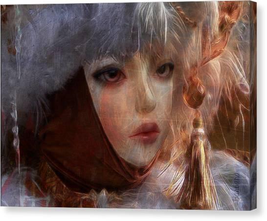 Liouneva Mirankaya Canvas Print