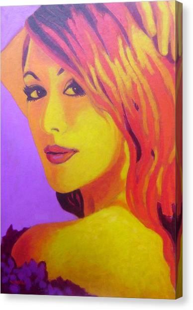 Boa Constrictors Canvas Print - Lisa Darling IIi - The Irish Burlesque School by John  Nolan