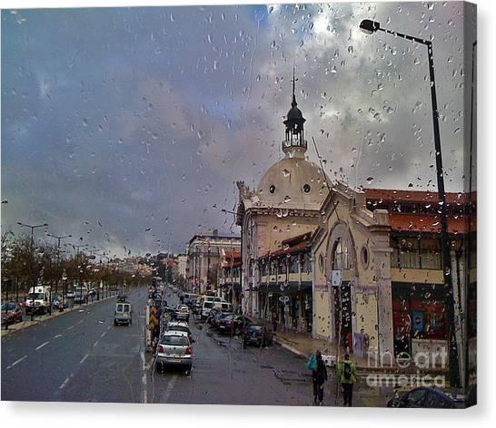 Lisboa 2010-96 Canvas Print
