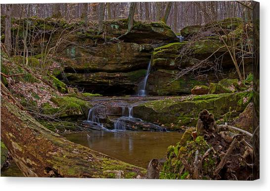 Little Gem In Geauga Canvas Print