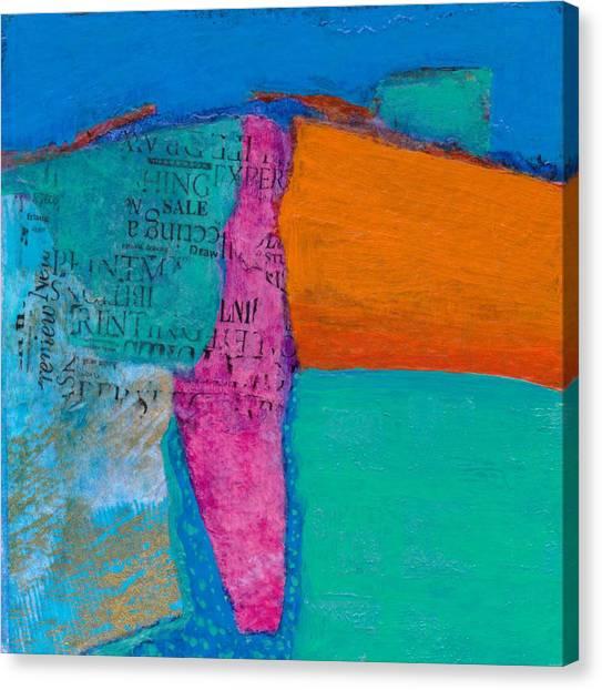 Little Landscape Canvas Print