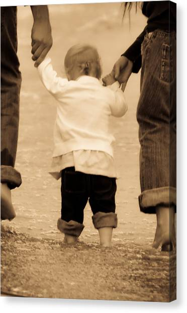 Little Moments Canvas Print by BandC  Photography