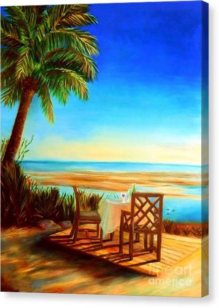 Little Palm Island - Little Torch Key Canvas Print