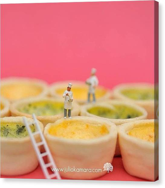 Decorative Canvas Print - Little People Around Is A #photography by Julio  Kamara