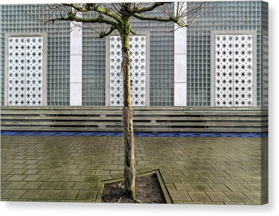 Mosques Canvas Print - Little Tree Scape by Susanne Stoop