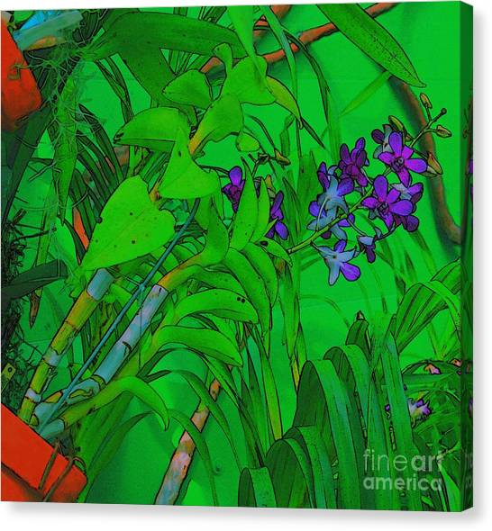 Living Wall Art Canvas Print
