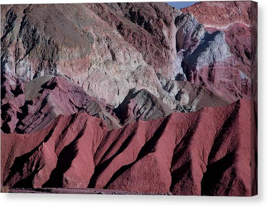 Atacama Desert Canvas Print - Located Near The Small Town Of Santiago by Mallorie Ostrowitz