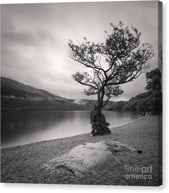 Loch Lomond Scotland Canvas Print