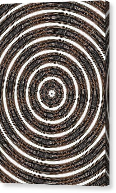 Loki Spun Canvas Print