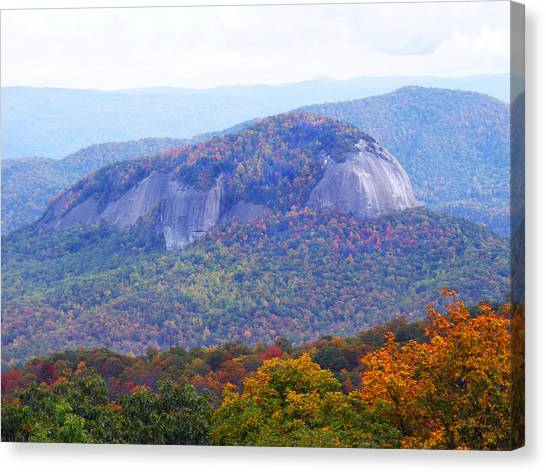 Looking Glass Rock 2 Canvas Print