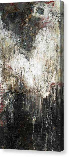 Looking Up At The Stars Canvas Print by Marie Tosto
