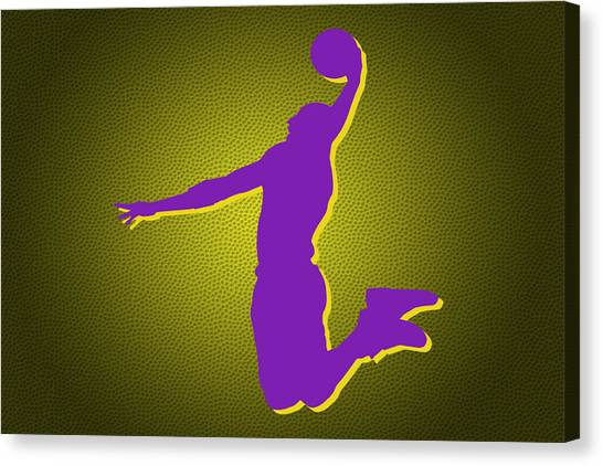 Kobe Bryant Canvas Print - Los Angeles Lakers Kobe Bryant2 by Joe Hamilton