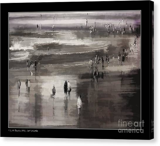 Lost In Limbo Canvas Print