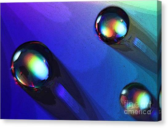 Lost Marbles Canvas Print