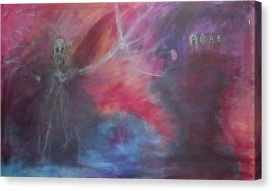 Lost Souls Canvas Print by Randall Ciotti