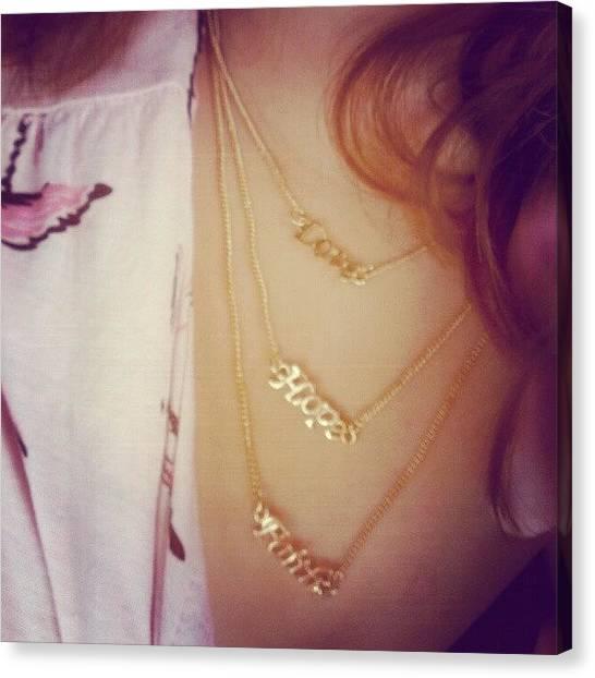 Swallows Canvas Print - #love #hope #faith #gold #fashion by Sophie Evans