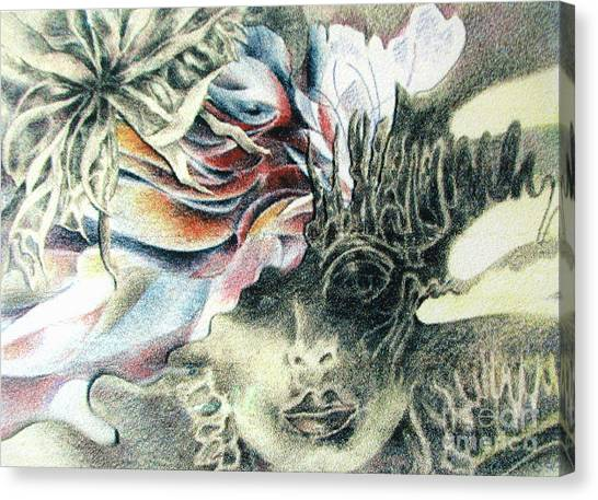 Love To Ramon Canvas Print