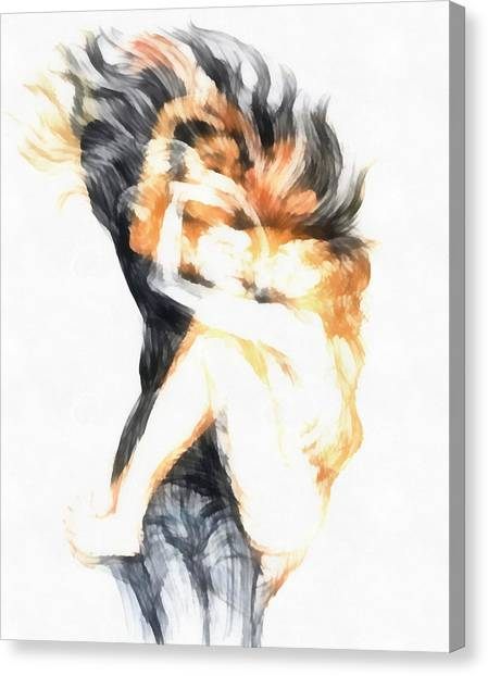 Annie Leibovitz Canvas Print - Loves Spirit by Leapdaybride