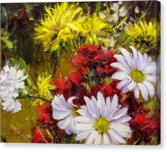 Lovingly Yours Canvas Print by Bill Inman