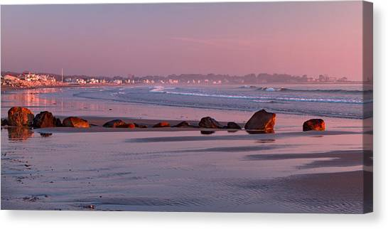 Rye Beach Nh Canvas Prints Fine Art America