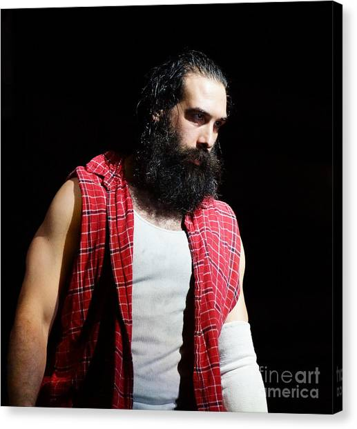 Luke Harper Canvas Print