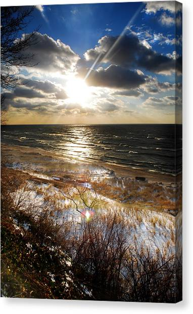 Canvas Print - Lwv50026 by Lee Wolf Winter
