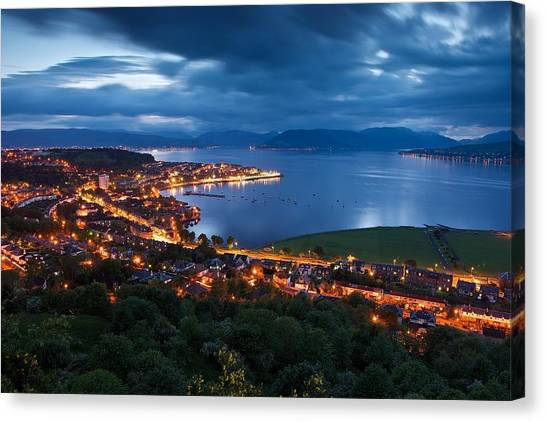 Lyle Hill Canvas Print