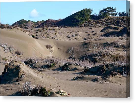 Ma-le'l Dunes 2 Canvas Print
