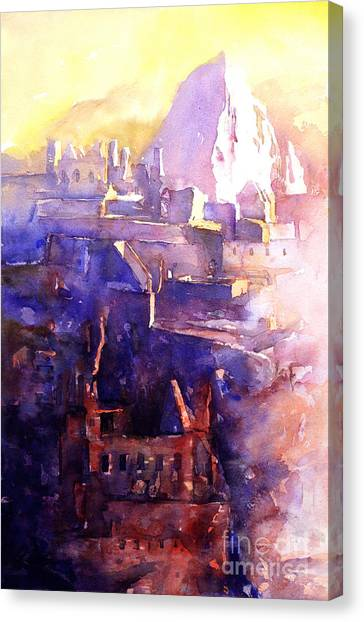Machu Pichu- Peru Canvas Print
