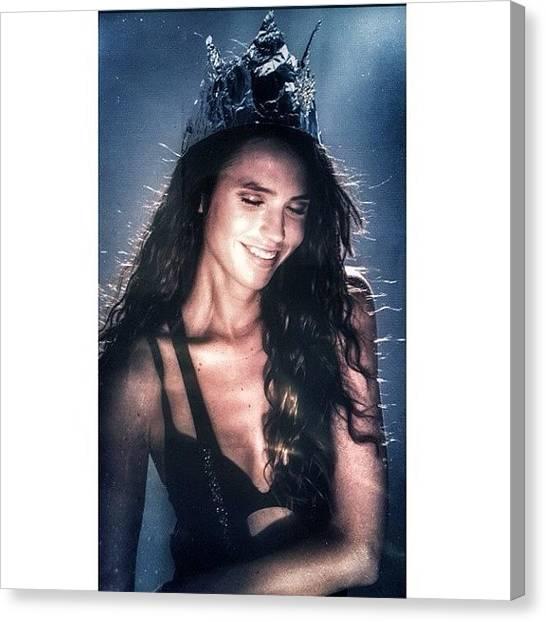 Unicorns Canvas Print - @madisonbmurray  #style #instadaily by Maria Lankina