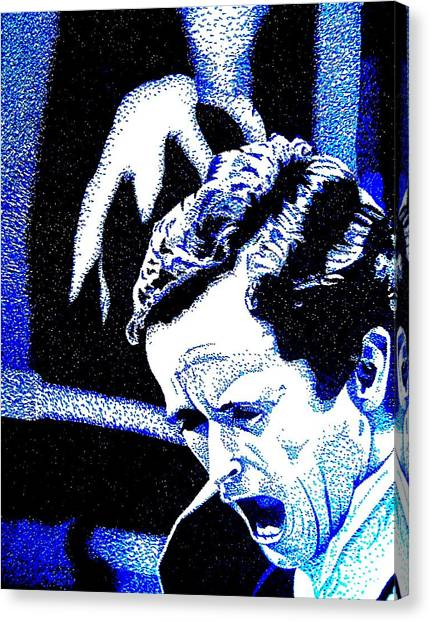 Ted Bundy Canvas Print - Madness by Jeremy Moore