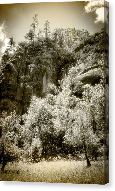Magic Cliffs Outside Sedona Canvas Print