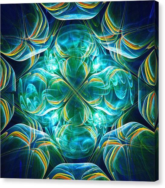 Magic Mark Canvas Print