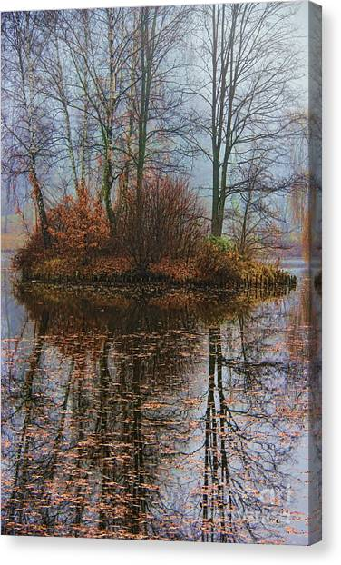 Magic Reflection Canvas Print