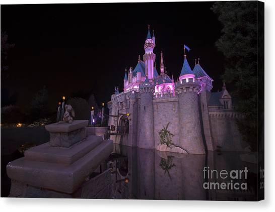 Magical Disney Canvas Print