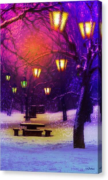 Magical Times Canvas Print