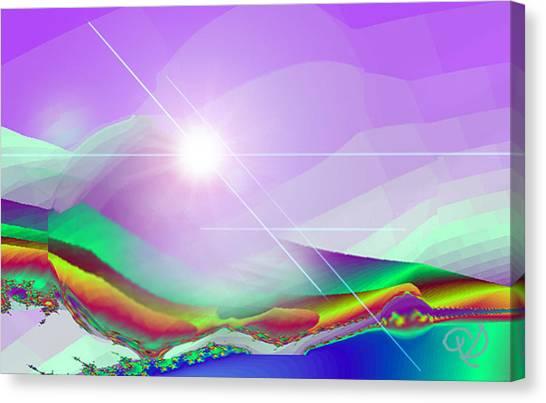 Magnification Canvas Print